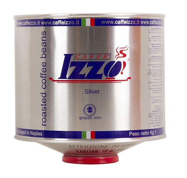 Izzo Caffè Espresso Napoletano Silver 6x 1 KG konservētas pupiņas
