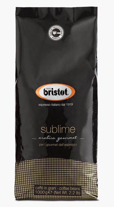 Bristot Sublime  1KG  Bohnen im Beutel
