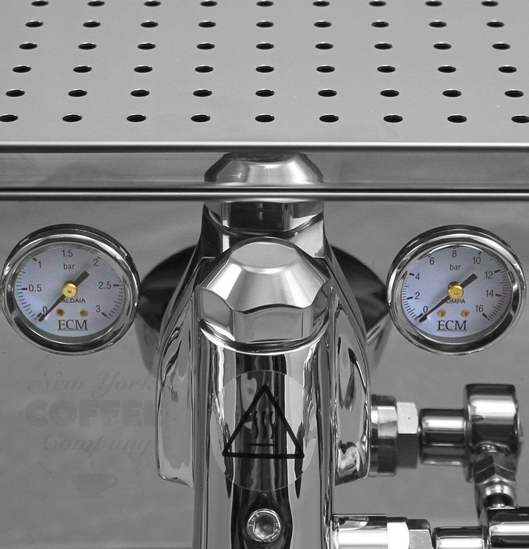 ECM Espressomaschine Mechanika IV Profi