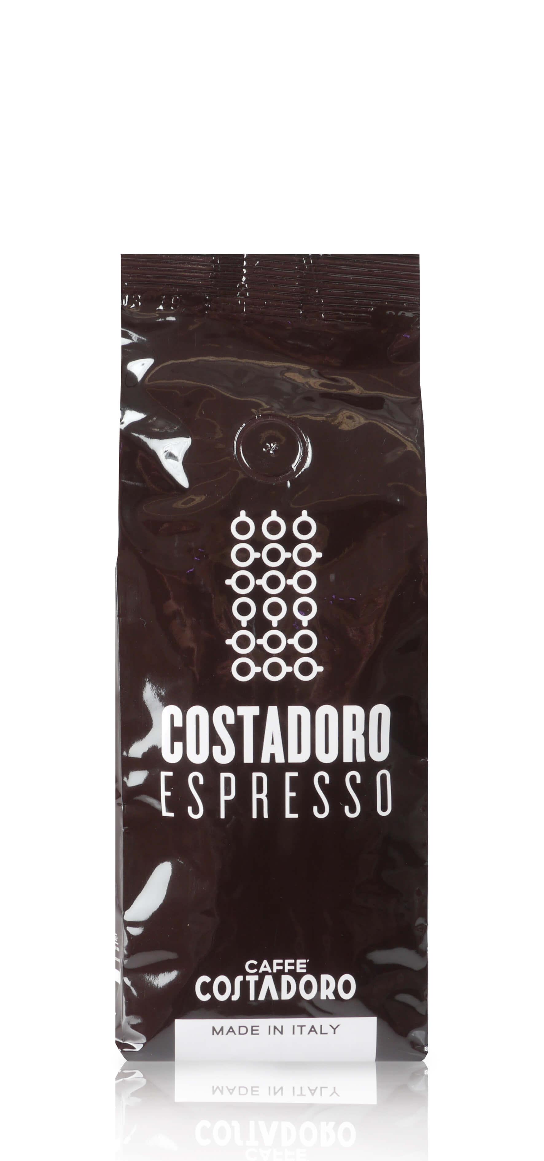 COSTADORO Espresso 32x 250 g Bohnen im Beutel