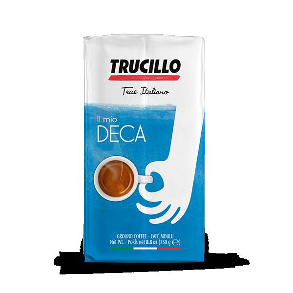 TRUCILLO Il mio caffé DECA (bez kofeīna) 250 g maltas kafijas