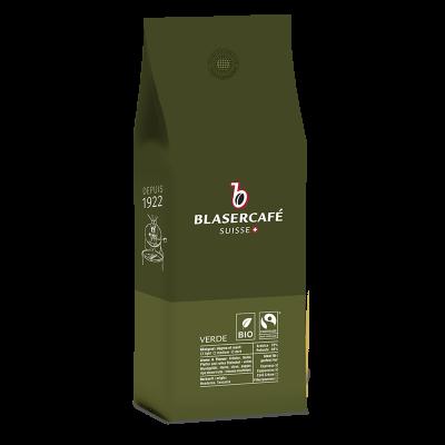 Blasercafé Verde BIO Fairtrade DE-ÖKO-006 1 KG Bohnen im Beutel