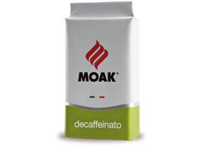 Caffé Moak Decaffeinato 500 g pupiņu maisiņā