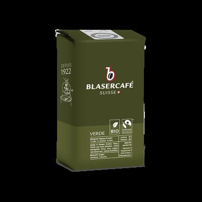 Blasercafé Verde BIO Fairtrade DE-ÖKO-006 250 g Bohnen im Beutel