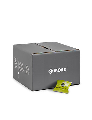 MOAK Decaffeinato Classic 50 ESE spilventiņi, katrs 7 g malts