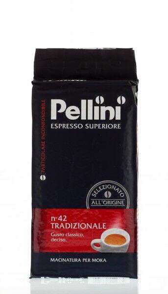 PELLINI N°42 Tradizionale 20x 250 g malts un vakuumiepakojumā