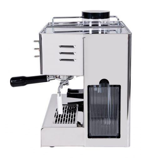 Quick Mill Pegaso 03035 Espressomaschine mit integrierter Mühle