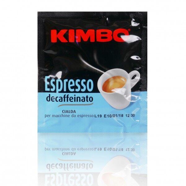 KIMBO Decaffeinato 8x 18 ESE-Pads je 7 g gemahlen