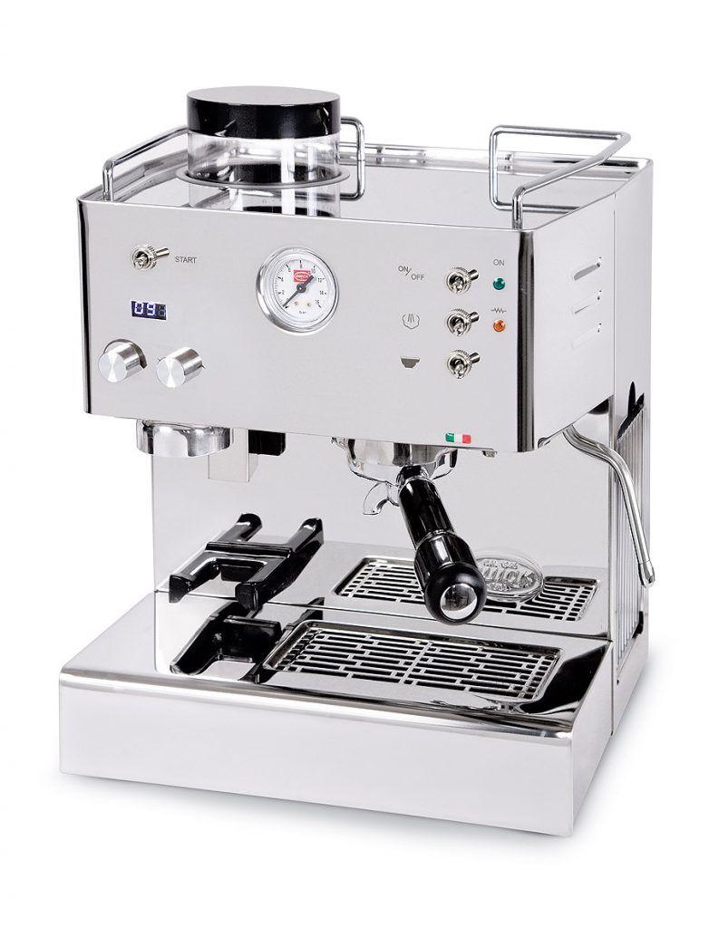 Quick Mill Pegaso PID 03035 Espressomaschine mit integrierter Mühle