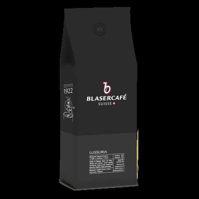 Blasercafé Lussuria 1 KG Bohnen im Beutel