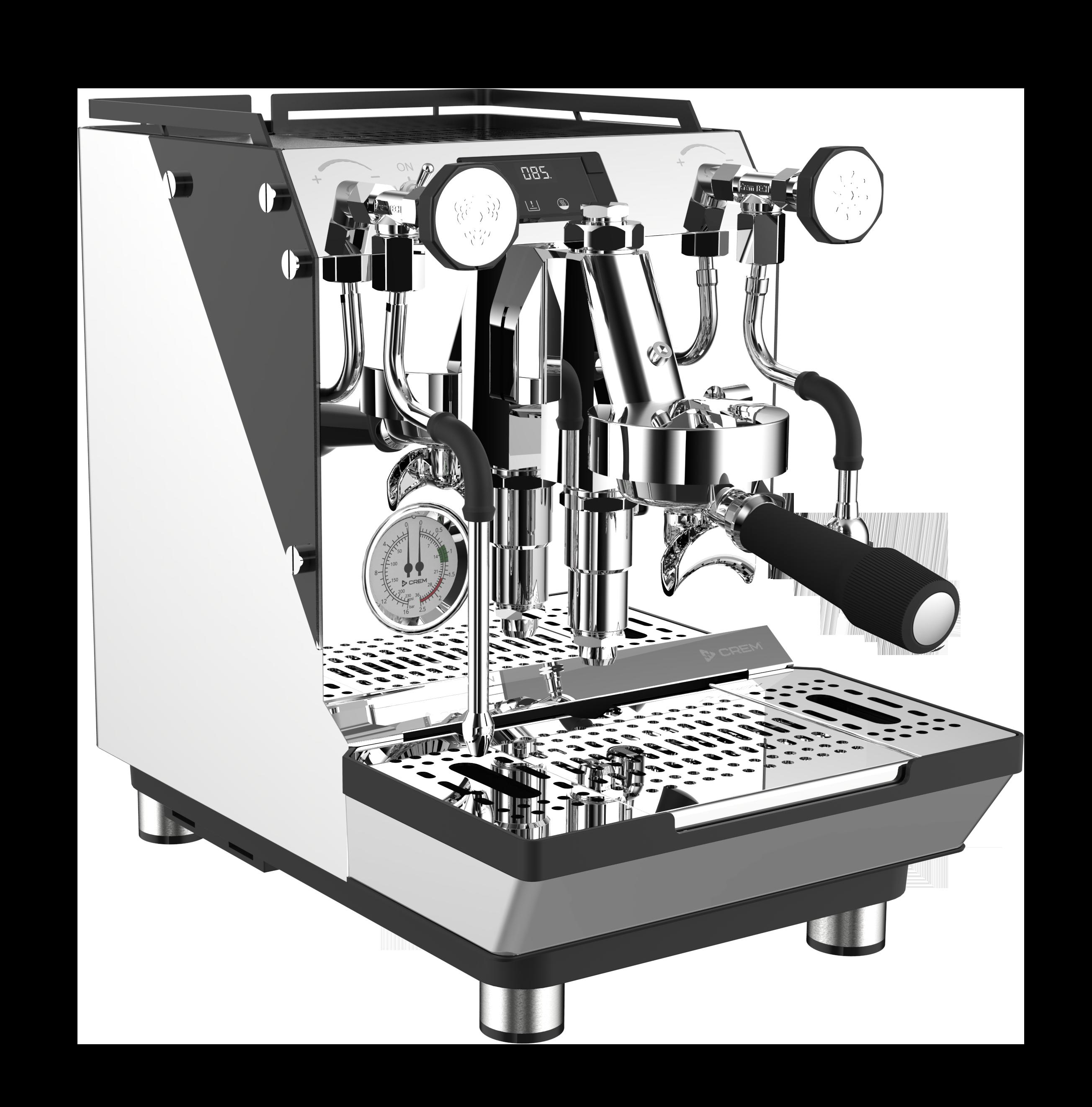 Crem ONE 1B PID Dual espresso automāts