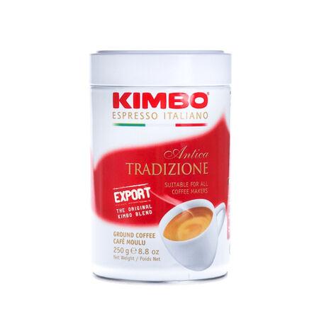 KIMBO Antika Tradizione 12x 250 g gemahlen in Dosen