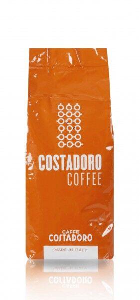COSTADORO Orange Label kafija 250 g kafijas pupiņu maisiņā