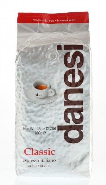 DANESI Espresso Classic 12 X 1 KG Bohnen im Beutel