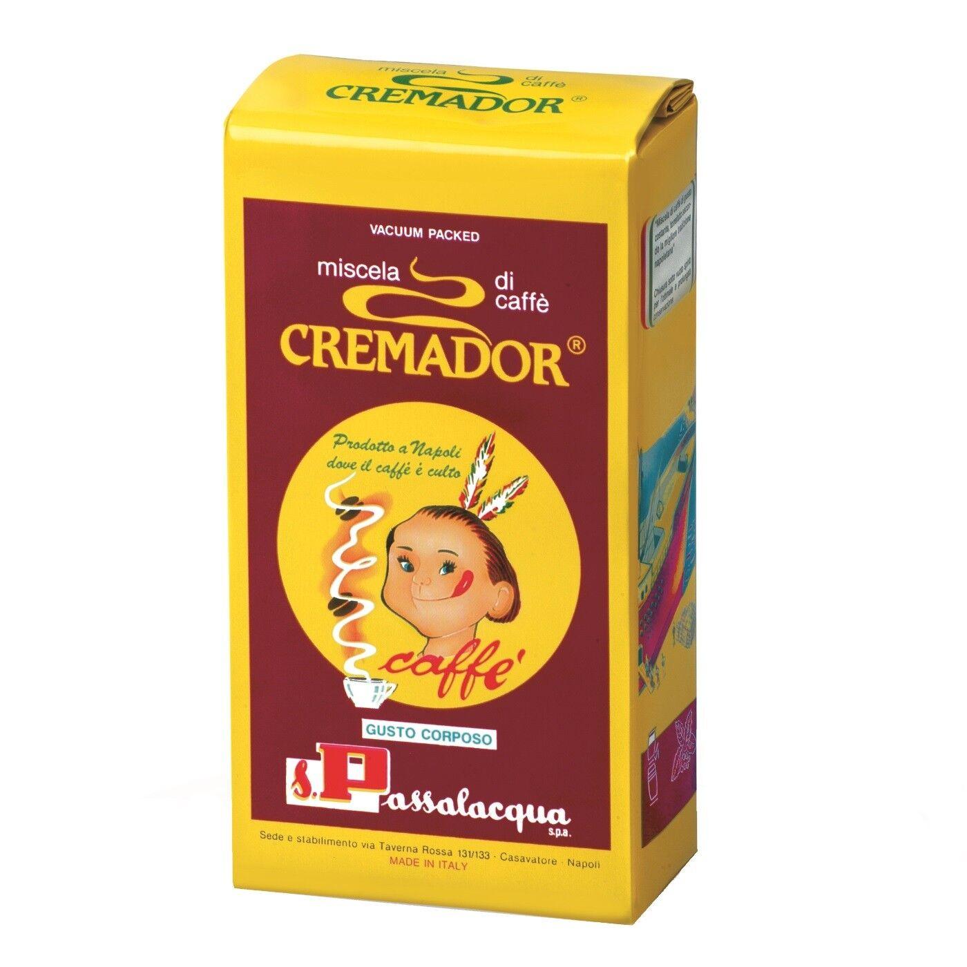 PASSALACQUA Cremador 24x 250 g gemahlen und vakuumiert