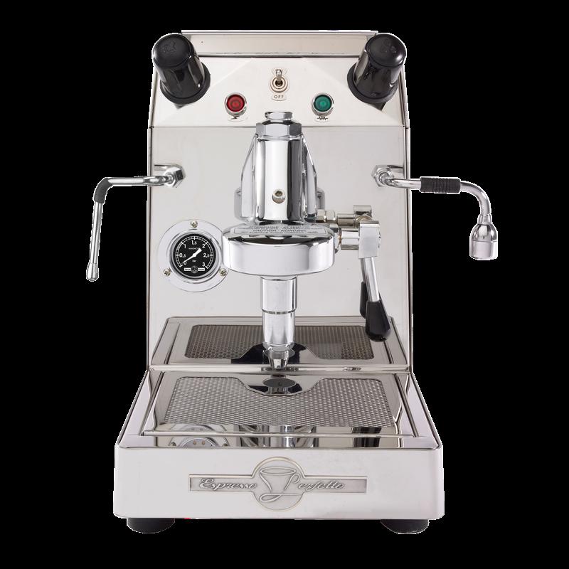 BFC Lavetta Zweikreis Siebträger Espressomaschine