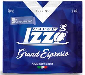 Izzo Caffè Grand Espresso 1x 150 ESE-Pads je 7 g gemahlen