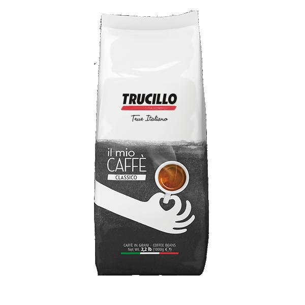 TRUCILLO Il mio caffé Classico 1 KG Bohnen im Beutel