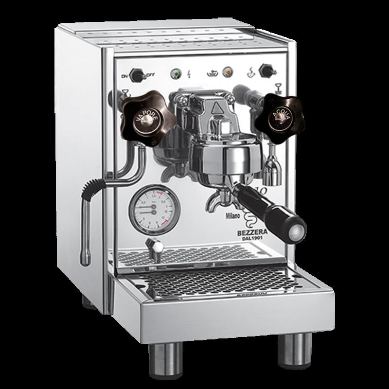 Bezzera BZ10S Espressomaschine mit Drehventilen
