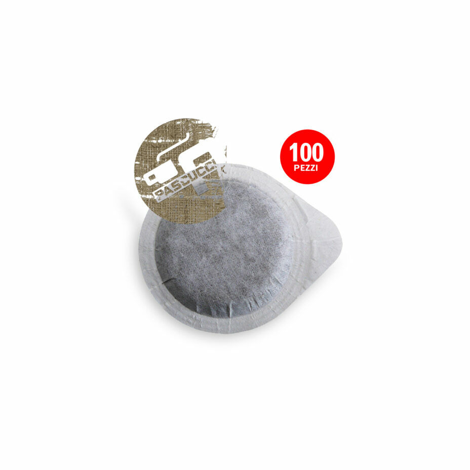 PASCUCCI Caffè BIO - IT BIO 005 - 1x 100 ESE-Pads je 7 g gemahlen