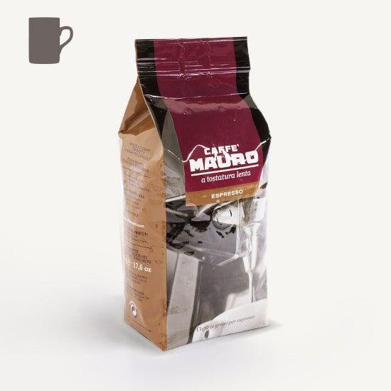 CAFFÈ MAURO Espresso 500 g Bohnen im Beutel