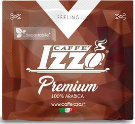Izzo Caffè Premium 100% Arabica 1x 150 ESE-Pads je 7 g gemahlen