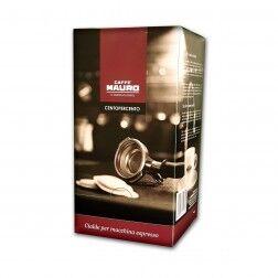 CAFFÈ MAURO Centopercento 18 ESE-Pads je 6,7 g gemahlen