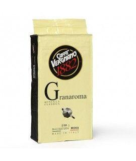 """Caffè Vergnano Gran Aroma """"G"""" 250 g gemahlen und vakuumiert"""