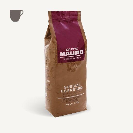 CAFFÈ MAURO Special Espresso 1 KG Bohnen im Beutel