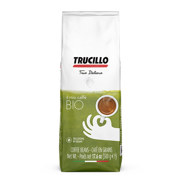 TRUCILLO Il mio caffé IT BIO 007 500 g Bohnen im Beutel