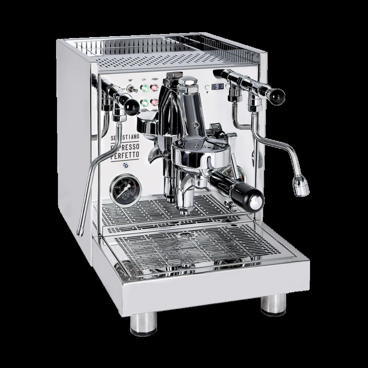 Quick Mill VETRANO 0995-EP Sebastiano Espressomaschine Sonderedition