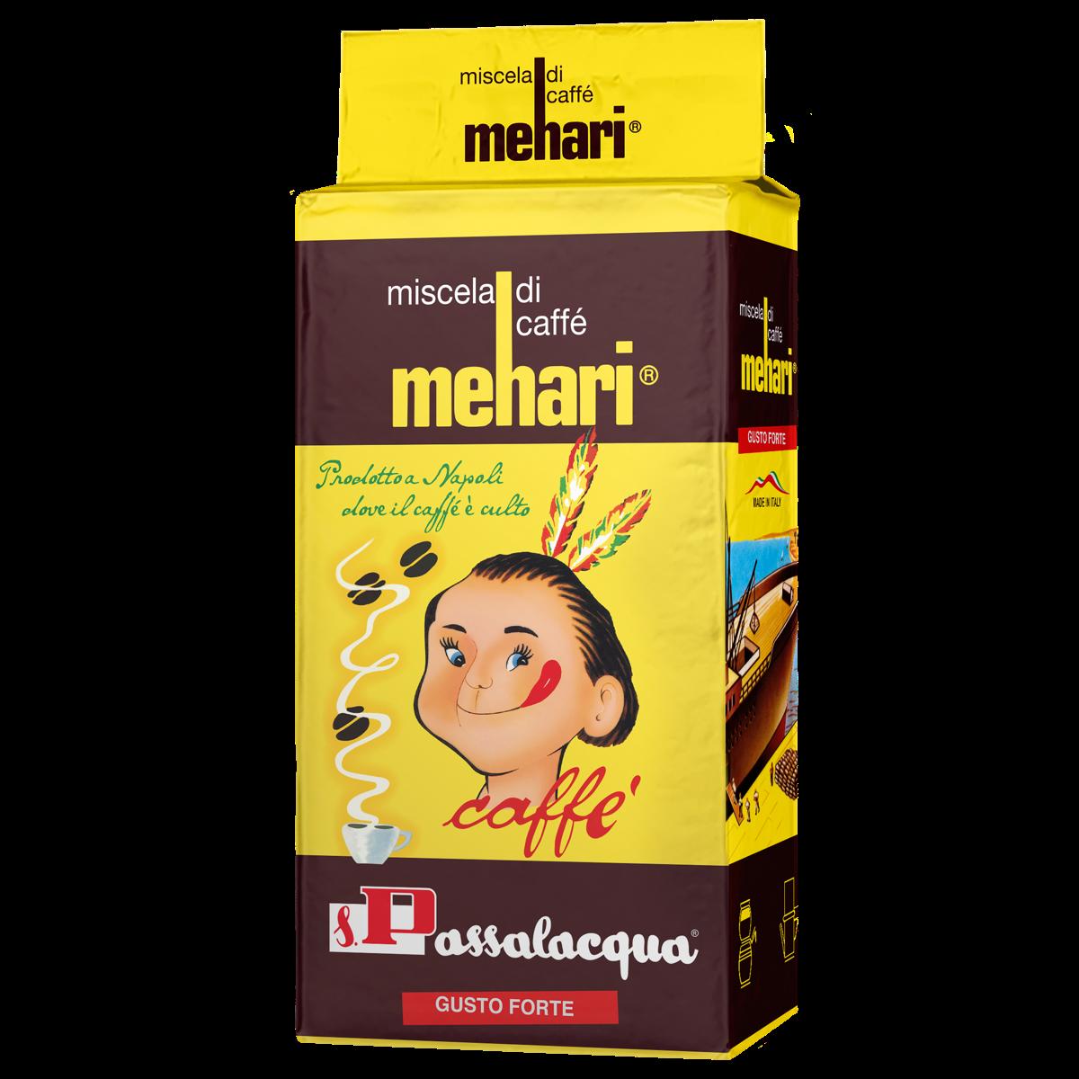 PASSALACQUA Mehari 24x 250 g gemahlen und vakuumiert