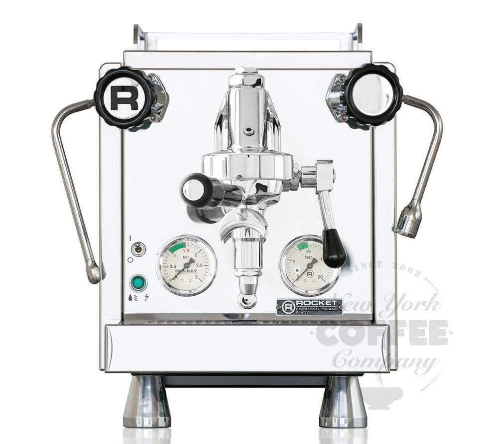 R 60V Dual-Boiler WiFi Espressomaschine