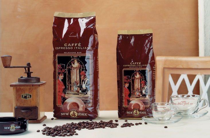 Caffè New York XXXX Kaffeebohnen3 x 1KG