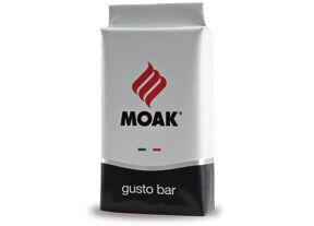Caffé Moak Gusto Bar 1 KG Bohnen im Beutel