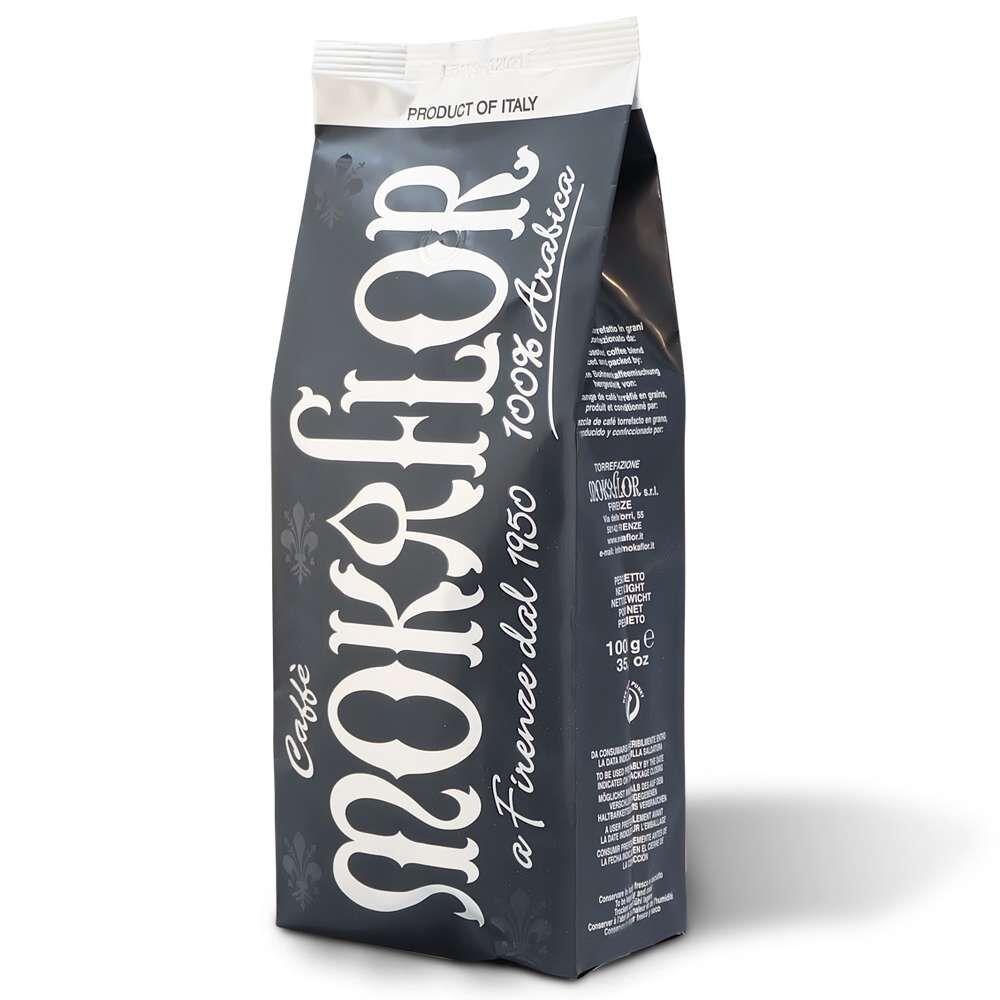 Mokaflor Miscela NERA 5x 1 KG Bohnen im Beutel