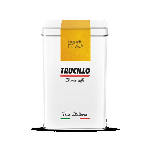 TRUCILLO Il mio caffé MOKA 250 g Kaffee gemahlen, Dose