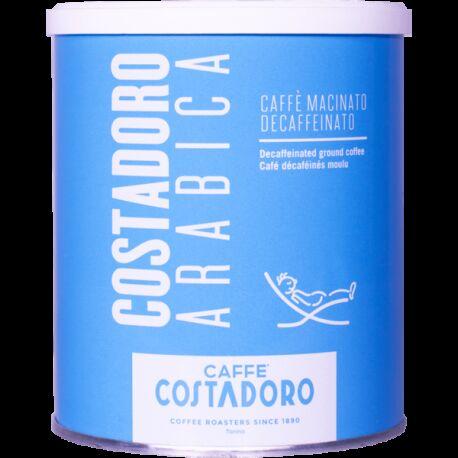 COSTADORO Decaffeinato 12x 250 g gemahlen, Dosen