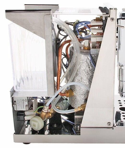 Quick Mill 0960 Carola Espressomaschine Rot