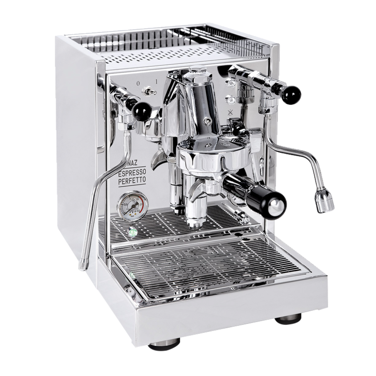 Quick Mill RUBINO 0981 Naz Espressomaschine Sonderedition