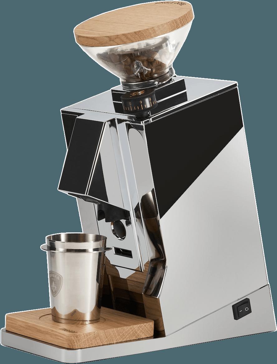 Eureka Mignon Single Dose Chrom Espressomühle